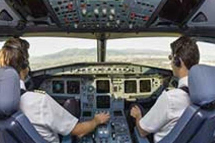 Konsep dua pilot dalam kokpit
