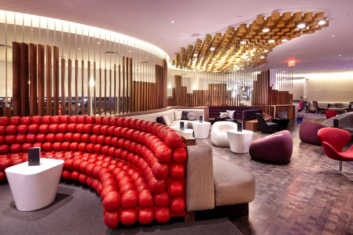 Virgin Airport Lounge