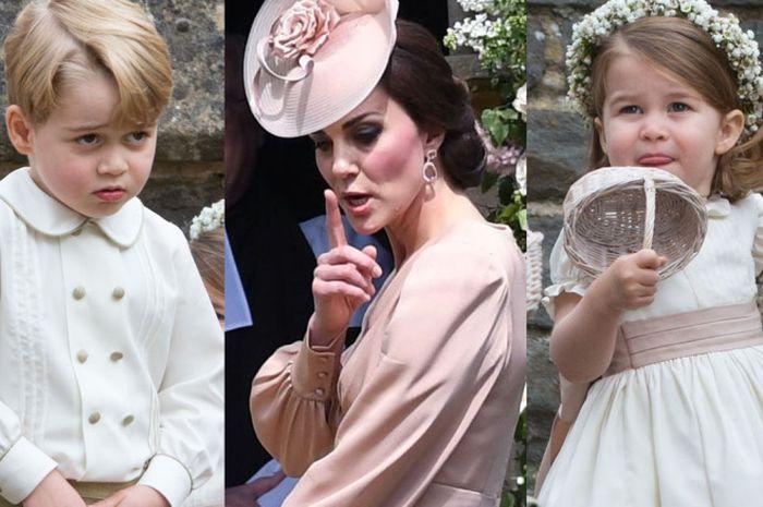 7 aturan Kate Middleton yang harus dipatuhi anak-anaknya