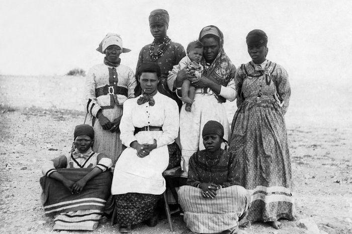 Orang-orang Herero (1904)