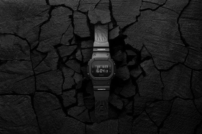 Seniman Asal Indonesia Kolaborasi dengan G-Shock