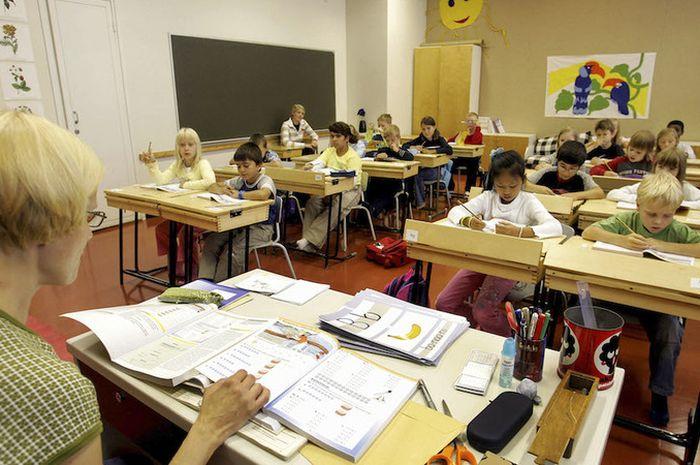 Pendidikan di Finlandia