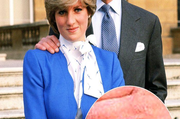 Ratu Elizabeth melotot saat Diana memilih cincin pertunangan