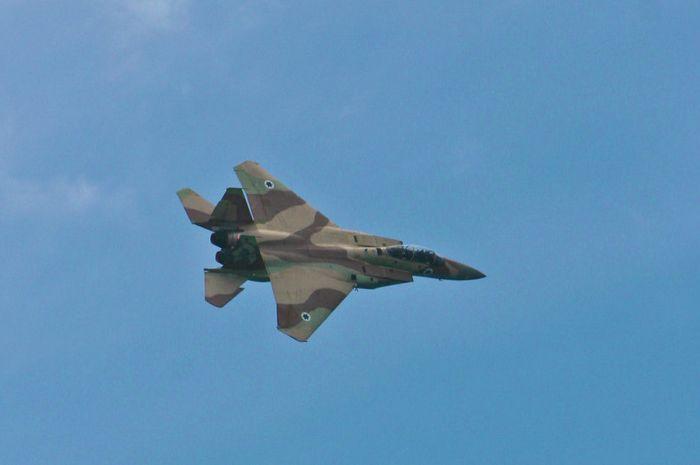 Jet tempur Israel
