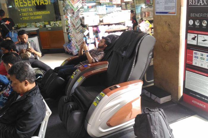Bagi Para Pengguna Jasa Kereta di Jakarta, Nikmati Fasilitas Ini