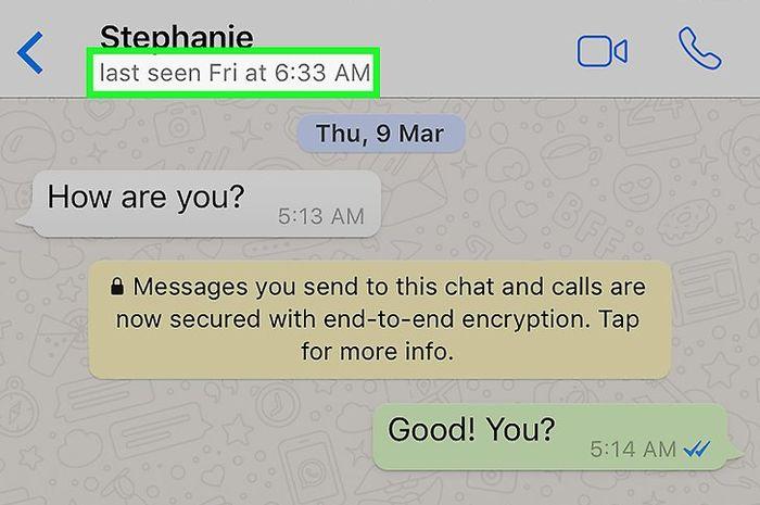 Ingin Lihat Status Whatsapp Teman Anda Yang Disembunyikan Begini