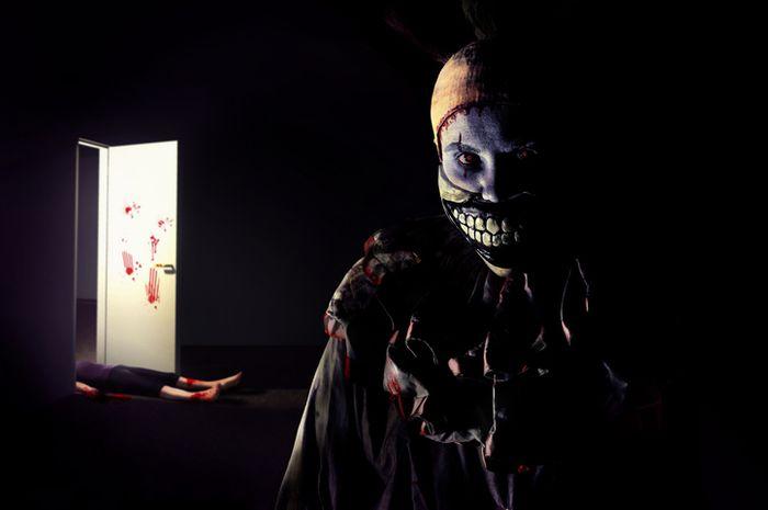 Dalam film, psikopat selalu digambarkan dengan ciri yang sama