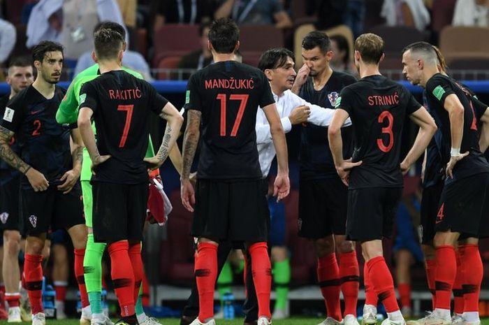 Alasan nama pemain Kroasia berakhiran ic.