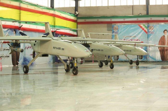 Drone Muhajer-6 Iran