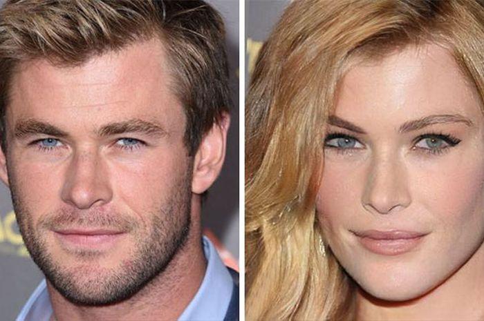 Aktor Marvel jika mereka wanita