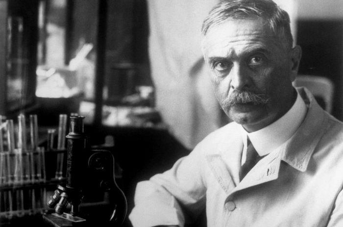 Karl Landsteiner, penemu golongan darah