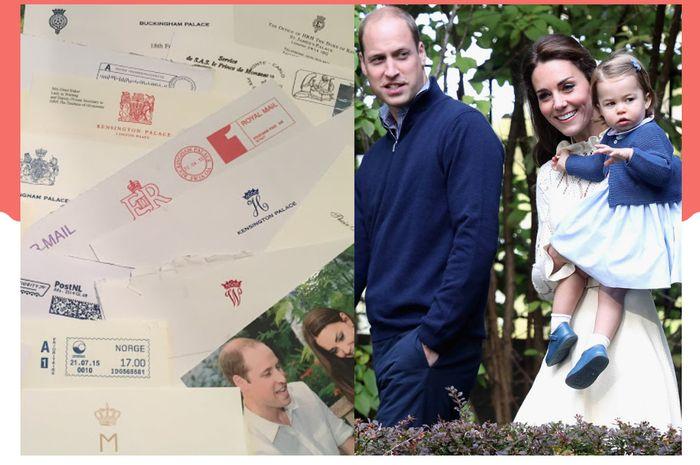 begini cara mengirim surat untuk anggota kerajaan Inggris beserta contoh balasannya
