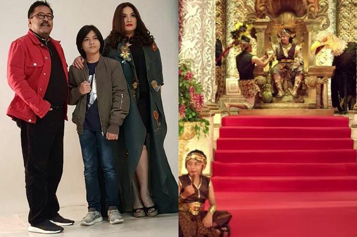 Sosok Rey, pemeran anak Si Doel yang sempat viral di iklan es krim