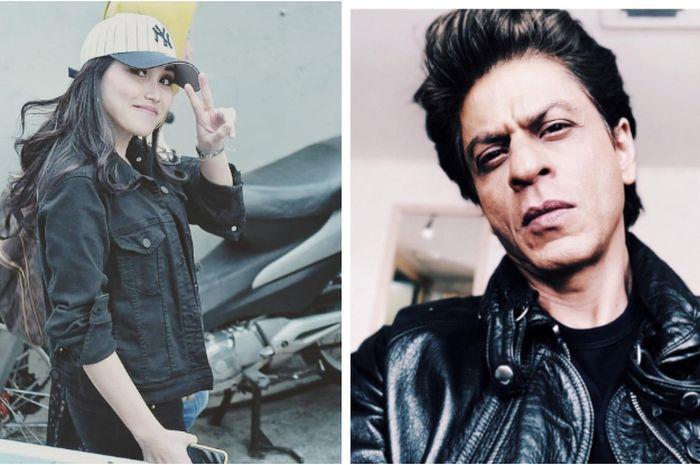 Ajakan Nikah Shah Rukh Khan untuk Ayu Ting Ting