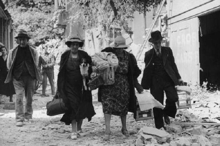 Tragedi pet holocaust 1939.