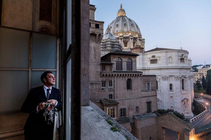 Menurut Crea, karya seni di Museum Vatikan bisa menyatukan umat manusia.