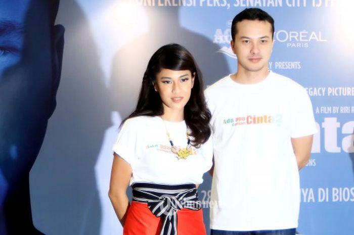 Dian Sastro dan Nicholas Saputra Kembali Adu Akting di Film Bertema Kuliner