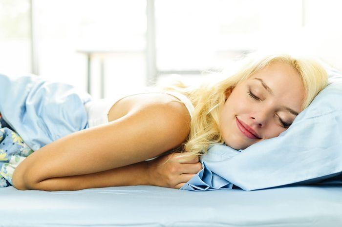 Kamar Tidur yang Tenang dan Damai