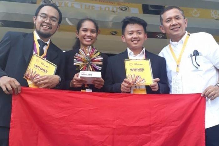 Tim dari UGM Menang di Kompetisi Dunia