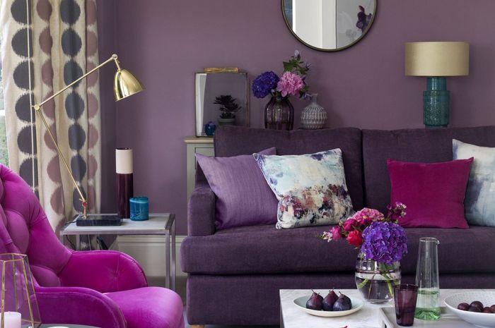 warna violet