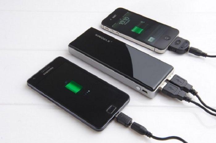 Membuat ponsel serasa memiliki fitur fast charging