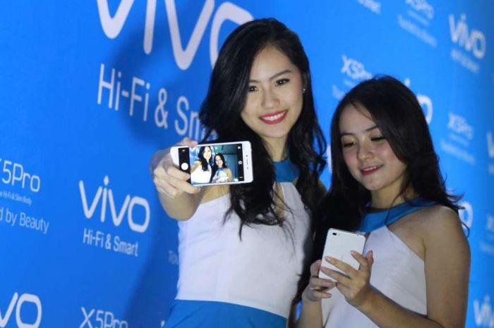 Alasan VIVO menduduki peringkat 1 di China.