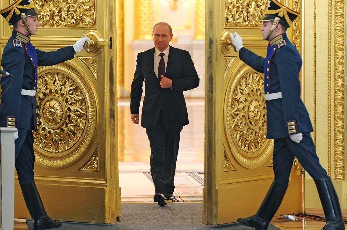 Kekayaan Vladimir Putin