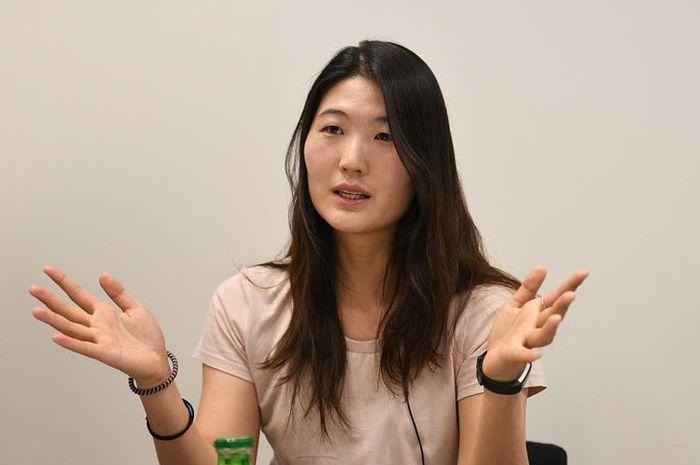 Kim Eun-hee bercerita tentang kepahitannya menjadi atlet muda di Korea Utara
