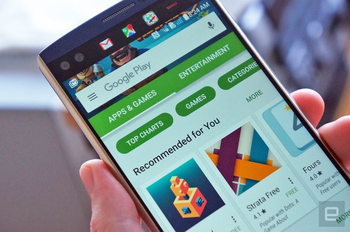 Aplikasi canggih yang tidak tersedia di Google Playstore