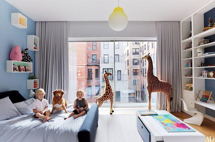 5 Inspirasi Desain Kamar Tidur Anak, Bikin Anak Betah di Rumah!