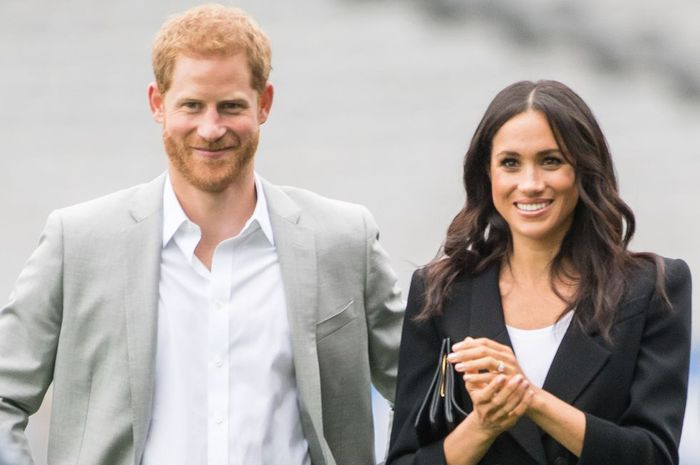 Prince Harry dan Meghan Markle