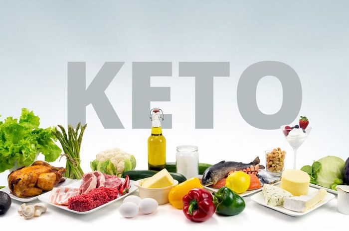 Menu diet keto