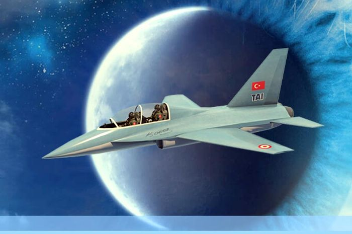 Jet tempur Hurjet Turki