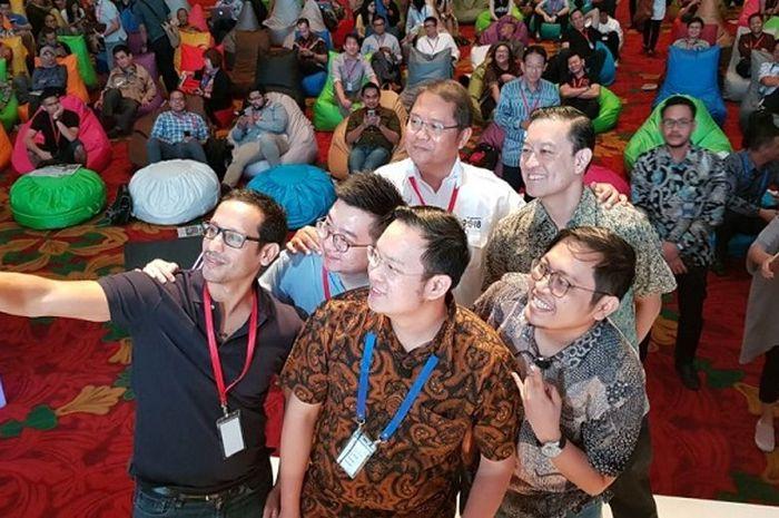 Bos Startup Teknologi asal Indonesia