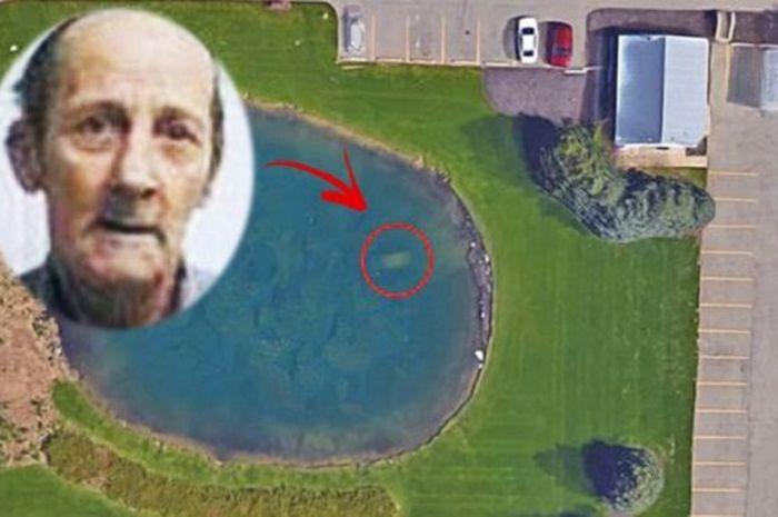 Seorang pria yang menghilang namun ditemukan melalui Google Maps