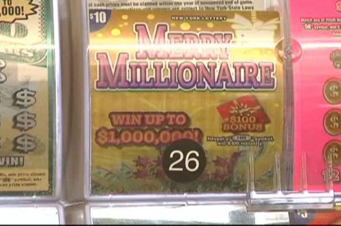 Lotre Merry Millionaire (WABC)