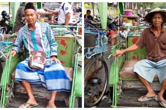 kisah haru 3 tukang becak yang berhasil naik haji