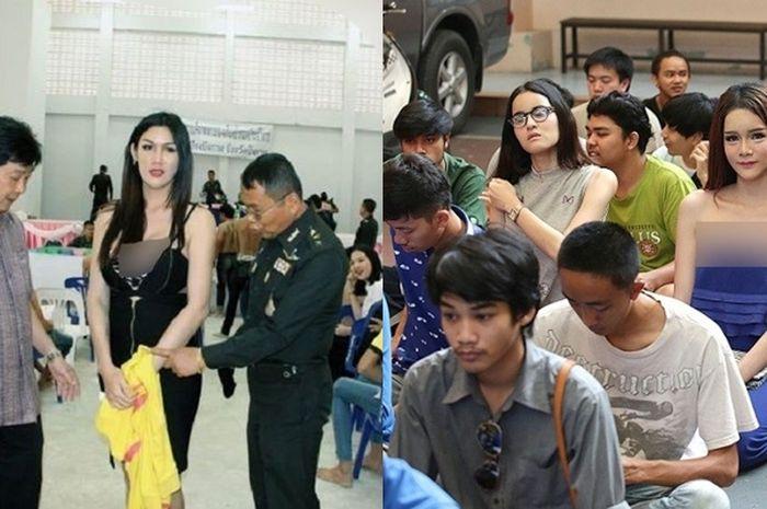 Thailand dikenal sebagai negara di Asia yang paling toleran terhadap LGBTI.