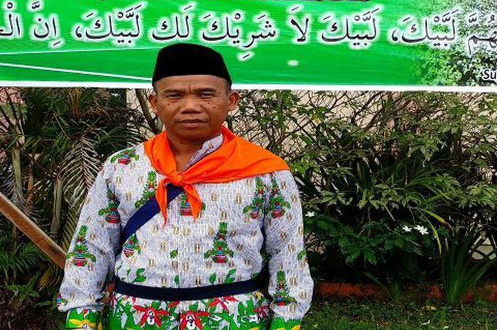 uriani (55), sang tukang ojek asal Ampah, Barito Timur.