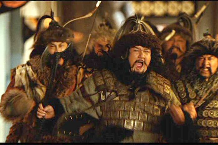 Penggambaran Attila sang Hun