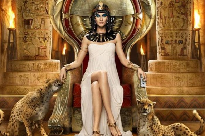 Ilustrasi Cleopatra