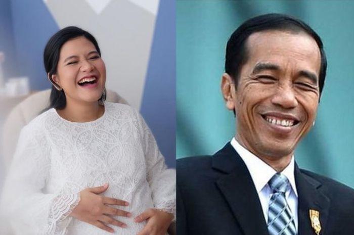 Kahiyang Ayu dan Jokowi