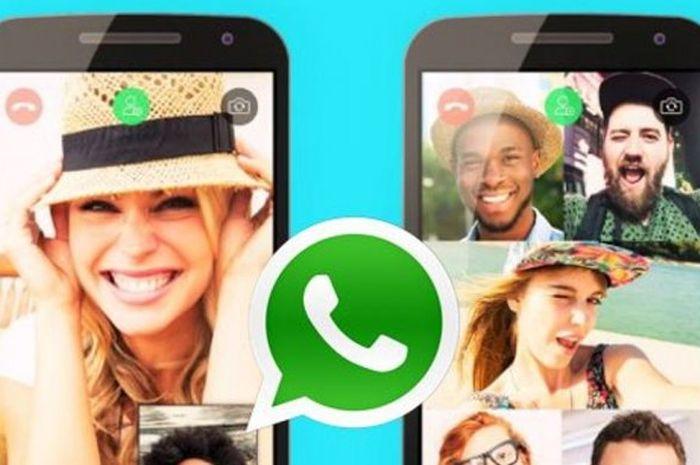 Whatsapp panggilan suara dan video call grup