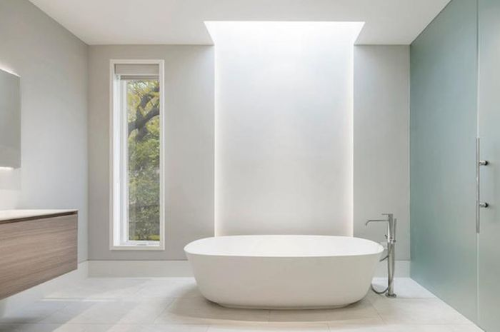 Plafon kamar mandi