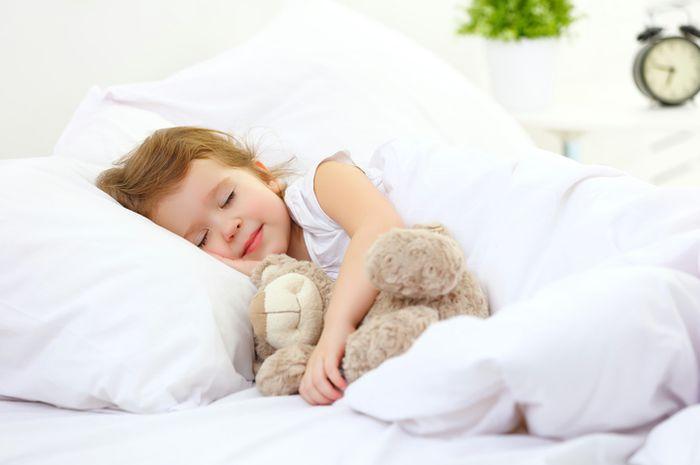 Anak Anda susah tidur? Tidak masalah!