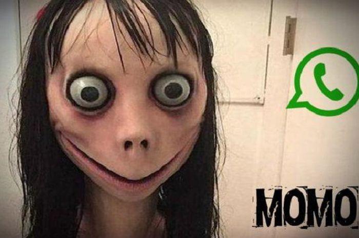 Momo Challenge mengajak orang untuk bunuh diri.