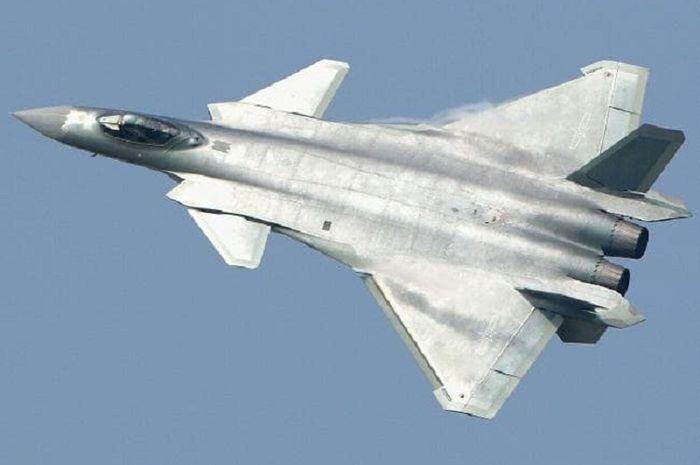 Chengdu J-20, pesawat siluman pesaing F-22 Raptor