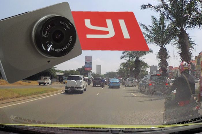 In Car Camera >> Yi Smart Dash Camera Setting Gampang Dan Record Malamnya