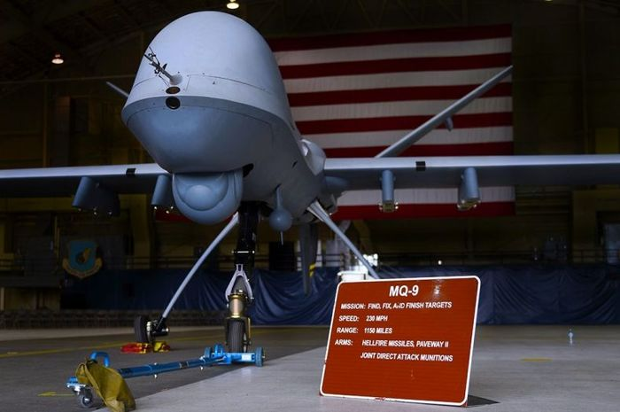 Drone MQ-9 Reaper Pentagon milik AS