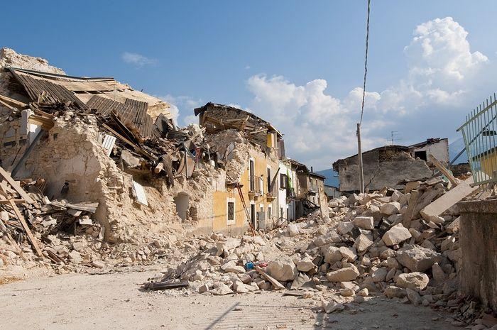 Negara yang rawan gempa selain Indonesia